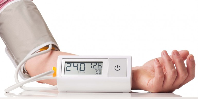 a magas vérnyomás és a