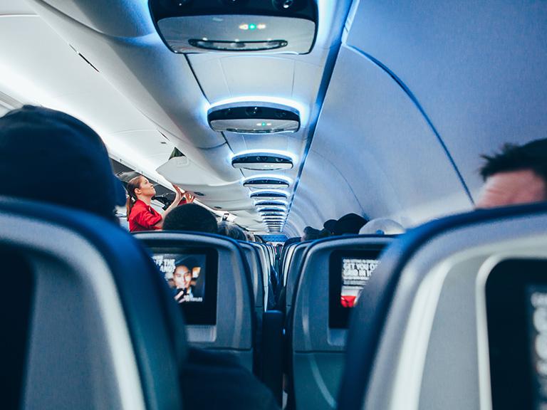 magas vérnyomás és repülőgép
