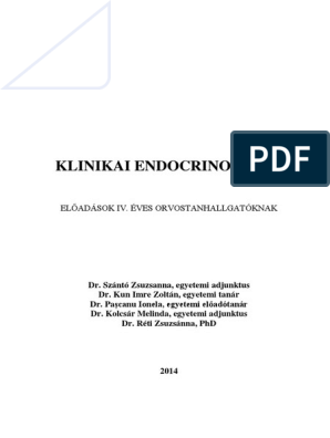 A vegetatív-vaszkuláris dystonia (VVD) kezelésére szolgáló készítmények - Endokarditisz