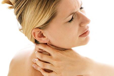 A nyaki oszteokondrozissal a nyomás növekedhet? - Masszázs -