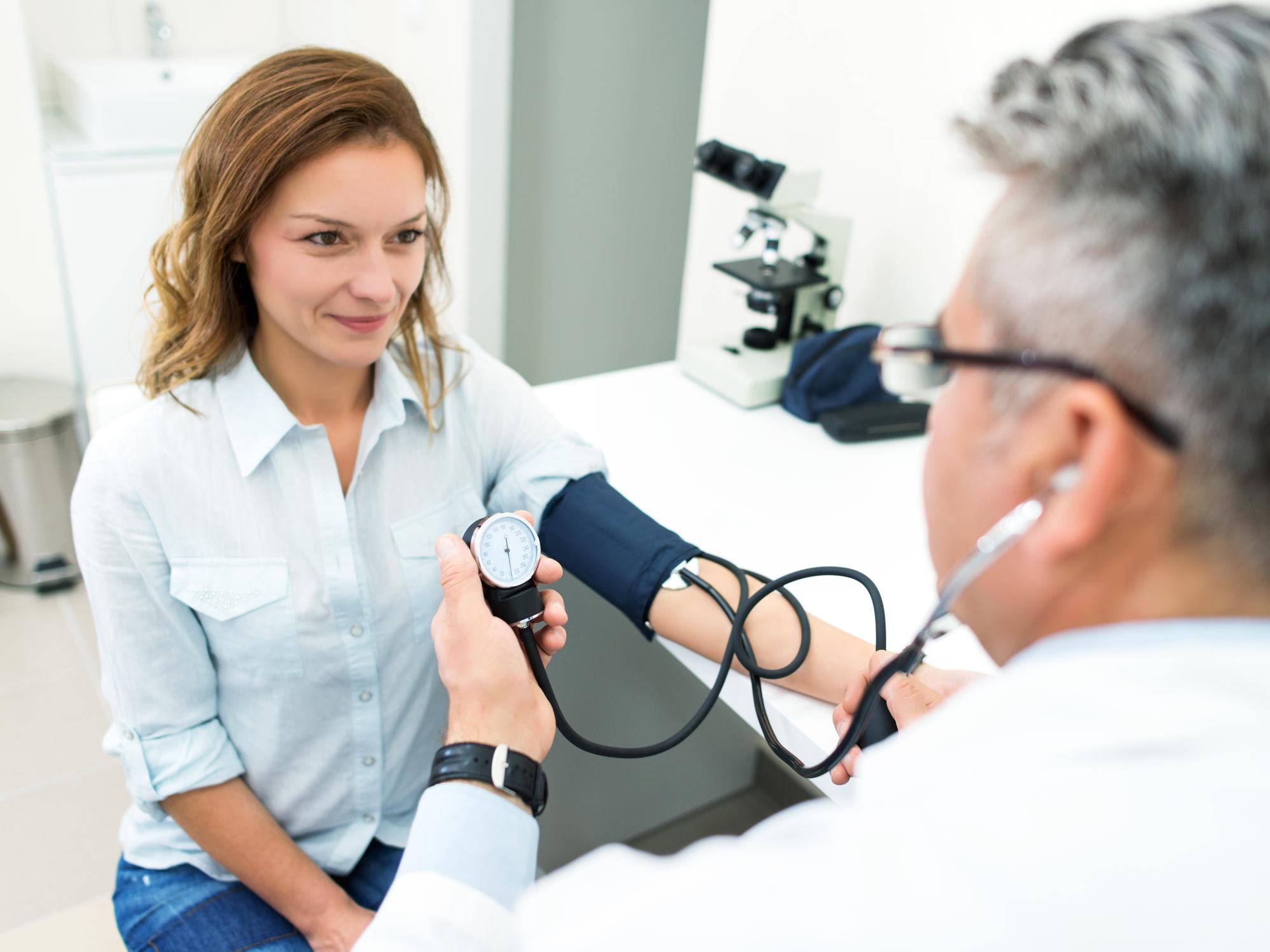 kardiovaszkuláris egészségi magas vérnyomás