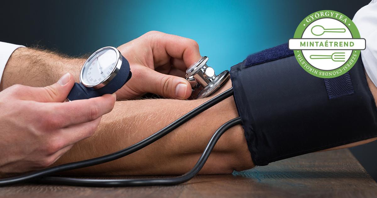 tinktúrák összetétele magas vérnyomás esetén