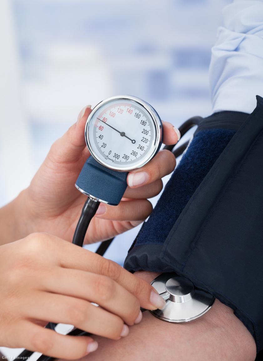 egészséges életben kezeljük a magas vérnyomást