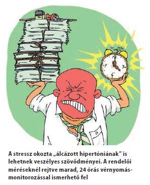 nyomás hipertónia fejfájás