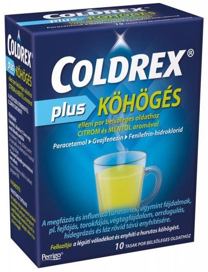 Vitamin Sziget - Betegségek / Köhögés