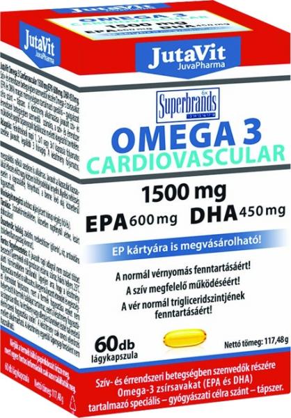 omega-3 magas vérnyomás)