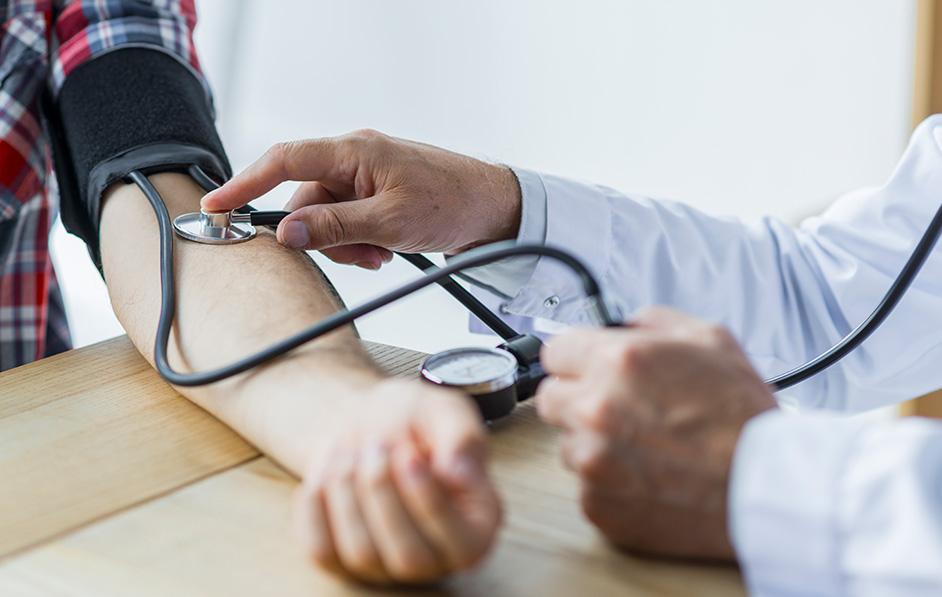 a magas vérnyomás kezelése a módszer szerint