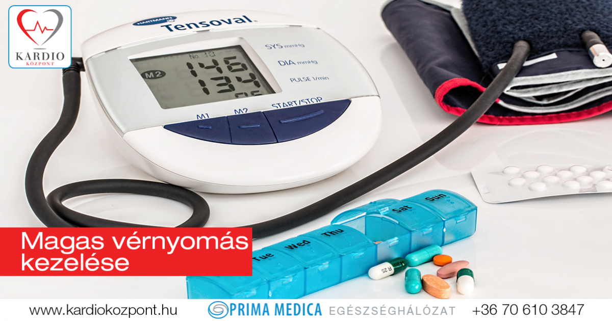 gyógyszer a magas vérnyomás megelőzése
