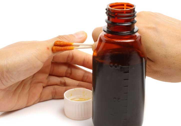 népi gyógymódok magas vérnyomás jód ellen