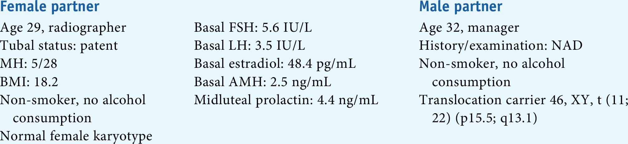 IVF hipertónia)