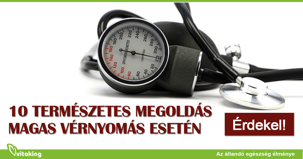 miből lehet a magas vérnyomás)