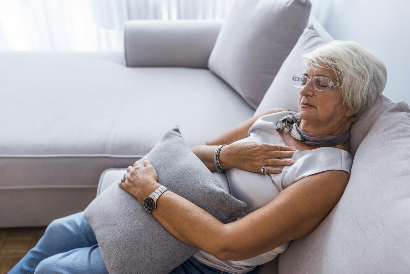 magas vérnyomás esetén nehéz lélegezni