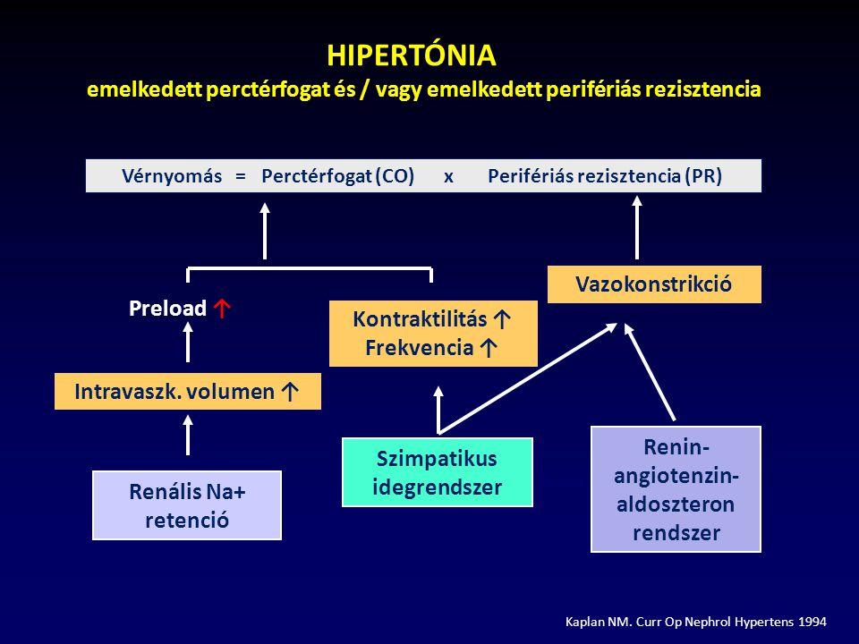 hipertóniás példák