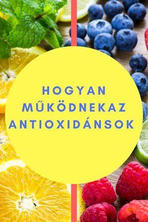 antioxidánsok magas vérnyomás elleni gyógyszerek