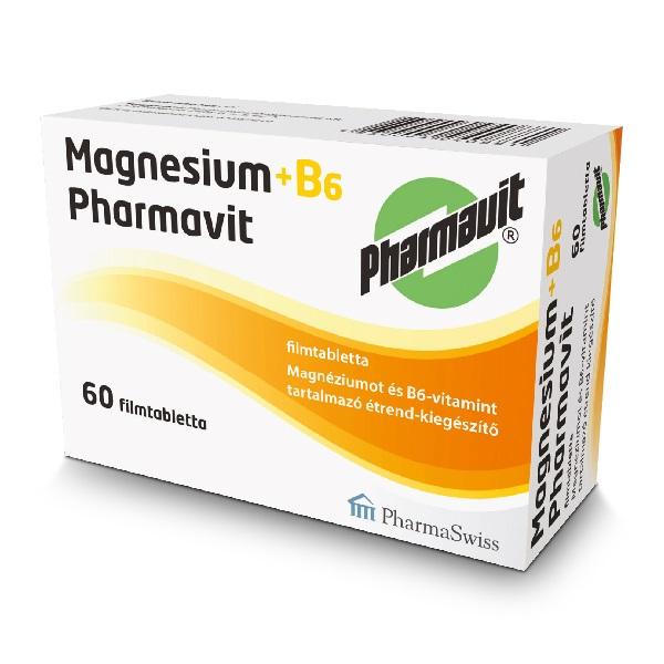 magnézium b6 a magas vérnyomás értékeléséből)