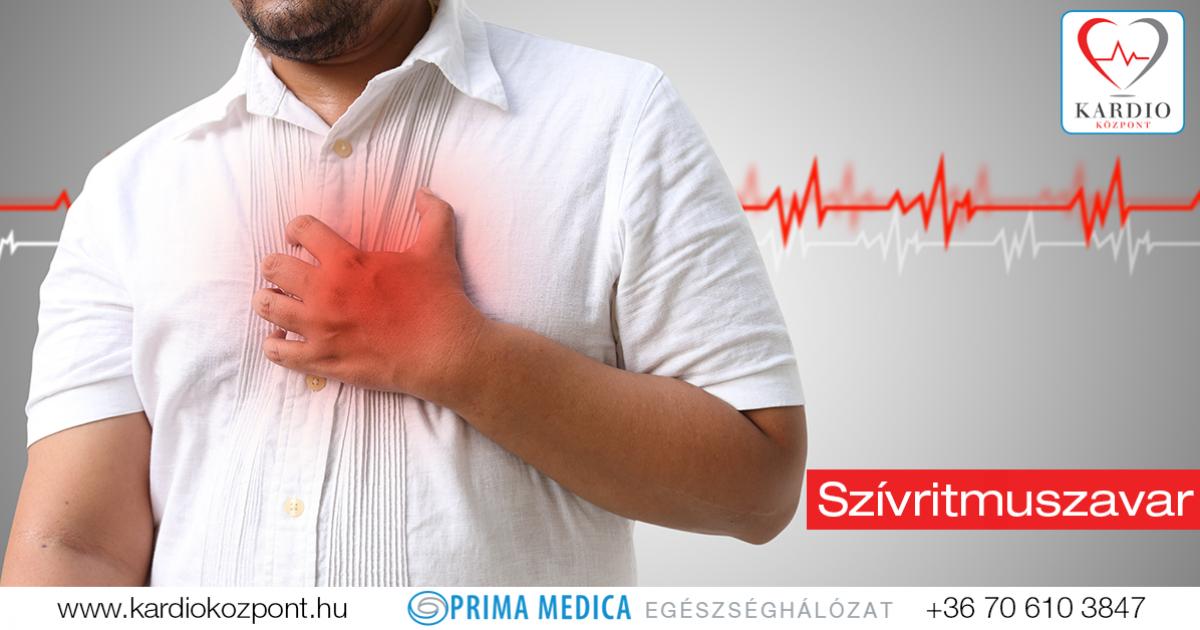 magas vérnyomás tachycardia okai