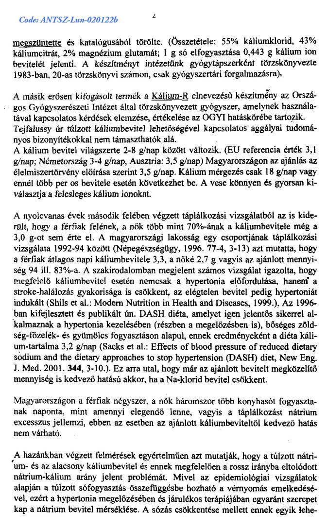 törzskönyvi hipertónia)