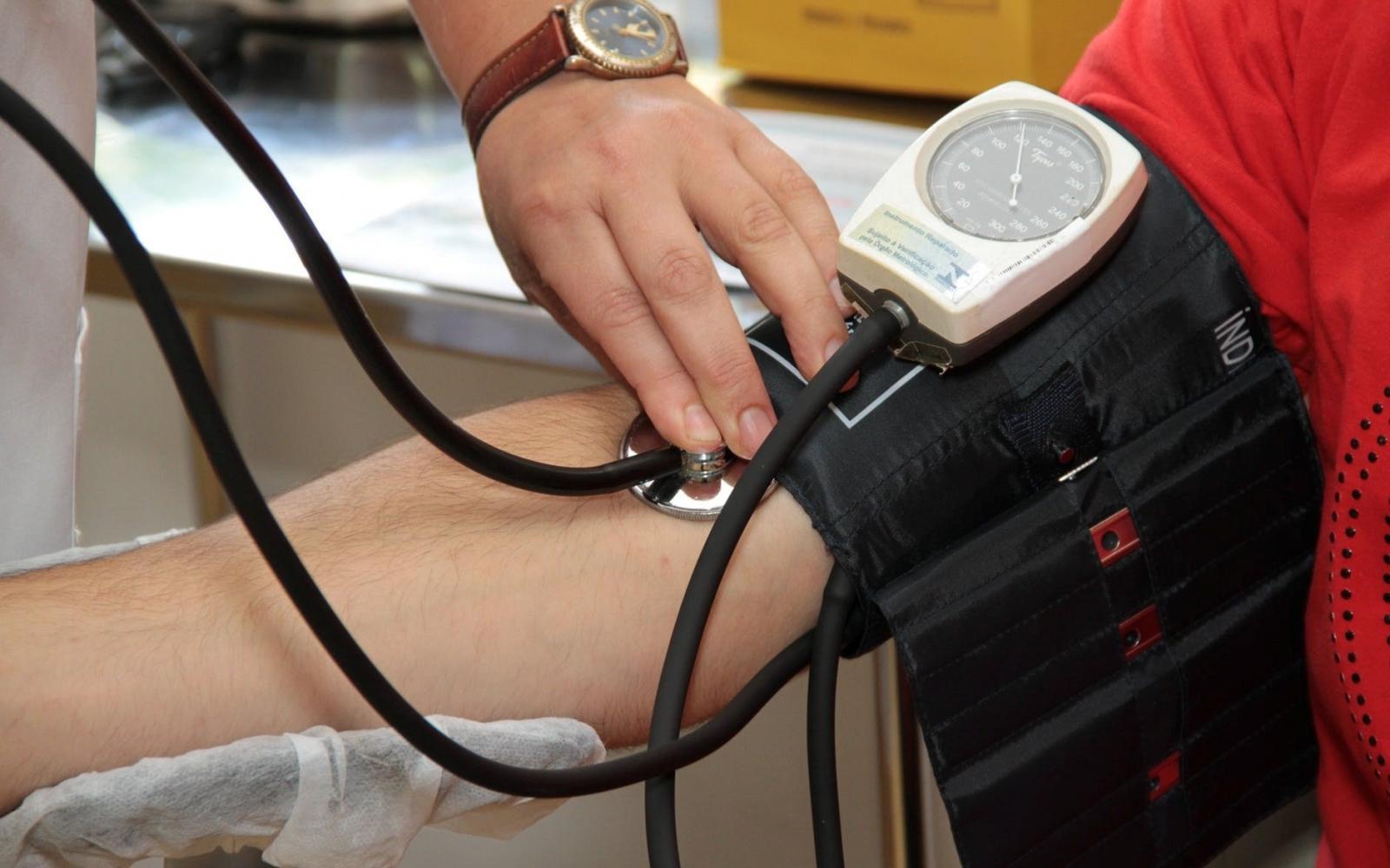 Magas vérnyomás számtani: számolás új módon