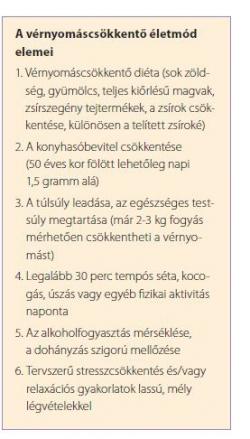 magas vérnyomás 2 stádium