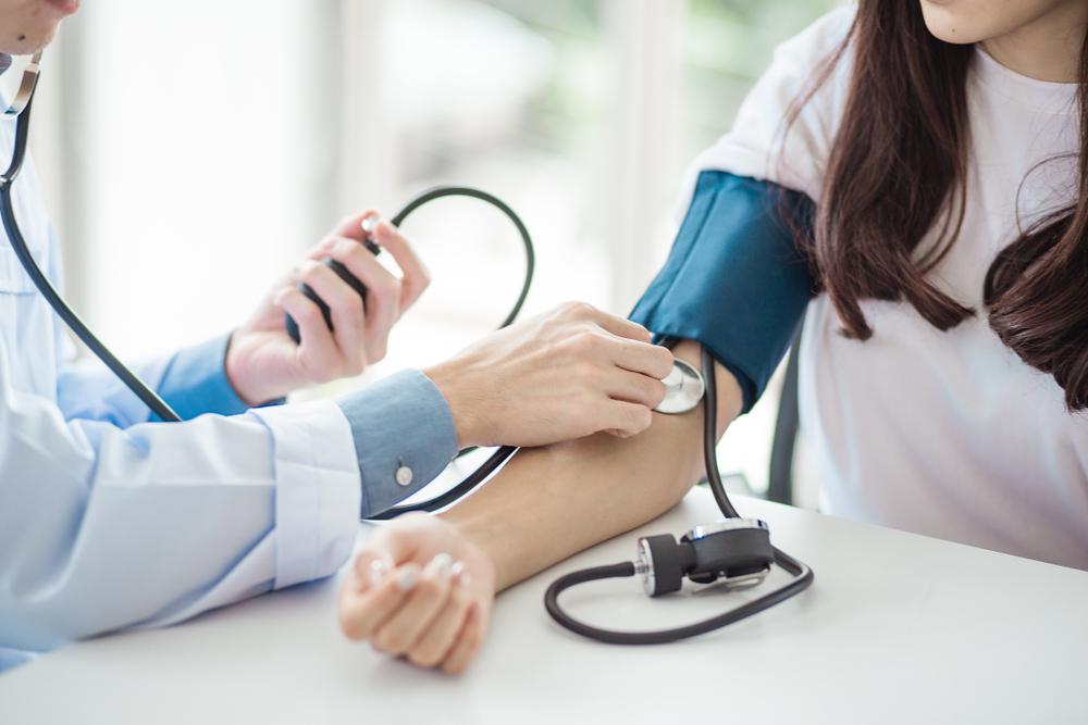 kezeletlen magas vérnyomás