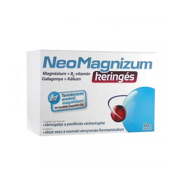 kálium-magnézium magas vérnyomás esetén