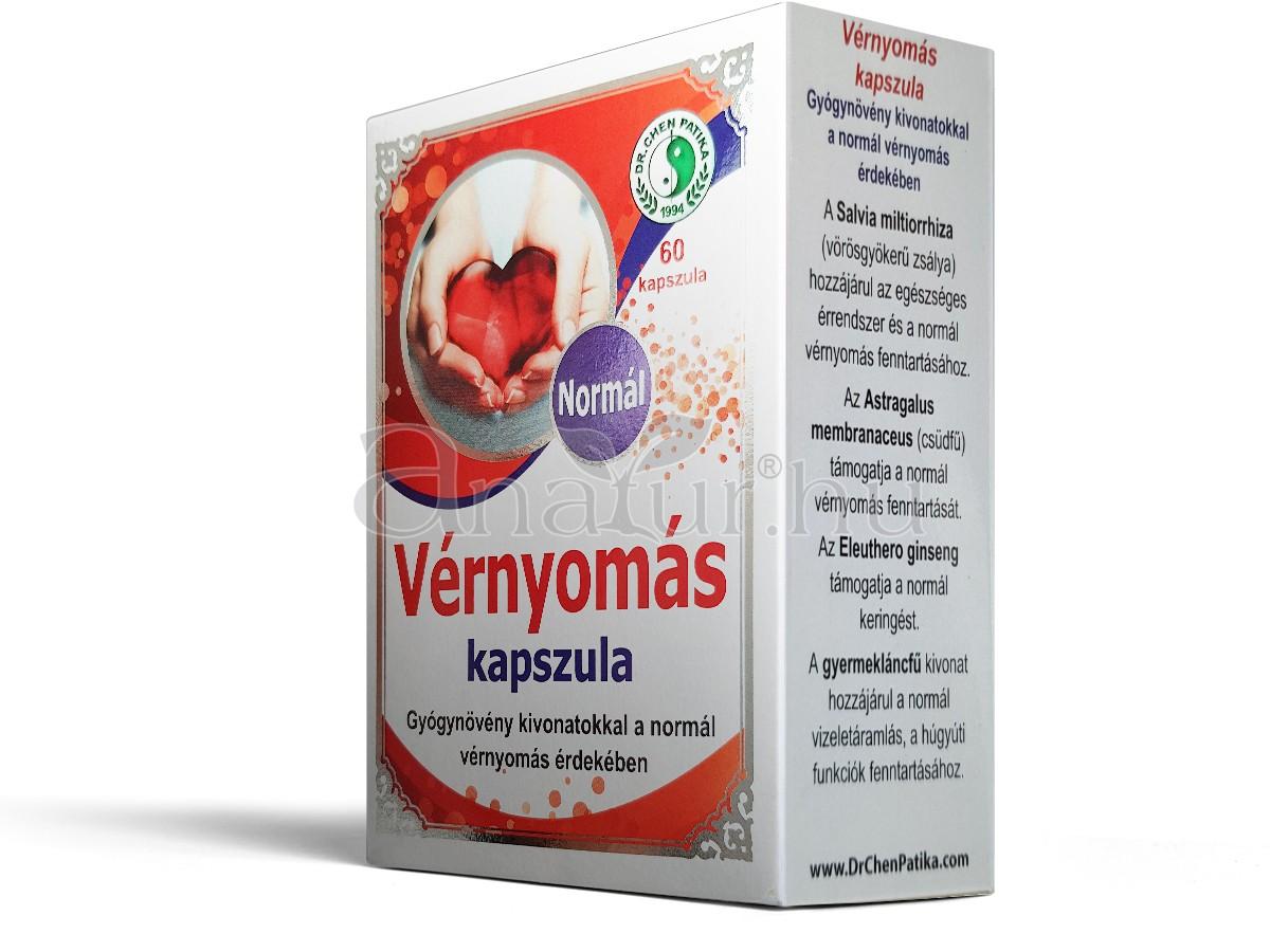 gyógynövényes magas vérnyomás)