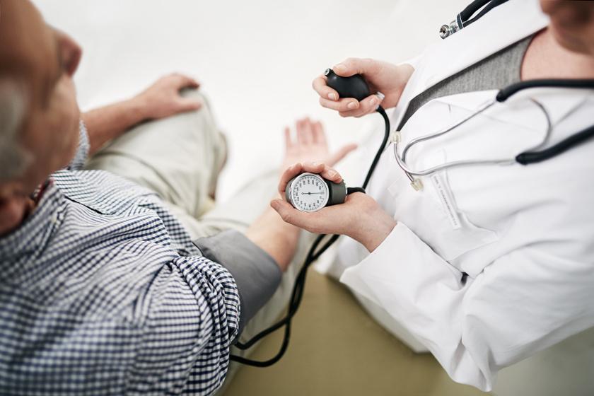 csökkentette a magas vérnyomást