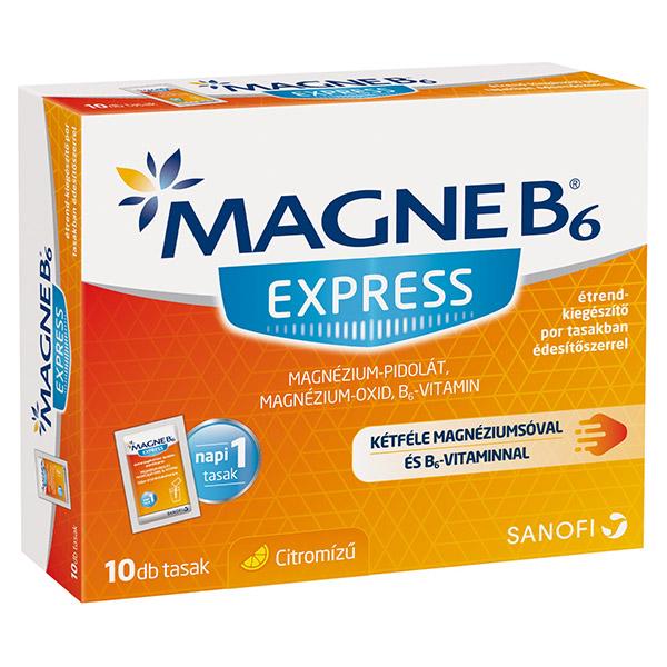 magnézium b6 a magas vérnyomás értékeléséből