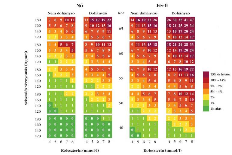 a magas vérnyomás statisztikája életkor szerint)