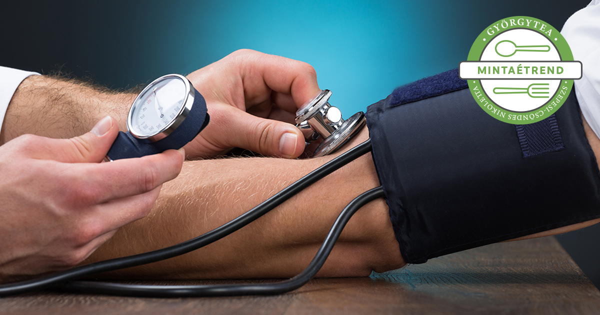 diosmin magas vérnyomás esetén
