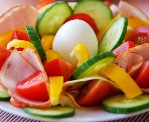 menü hipertónia diétájához)