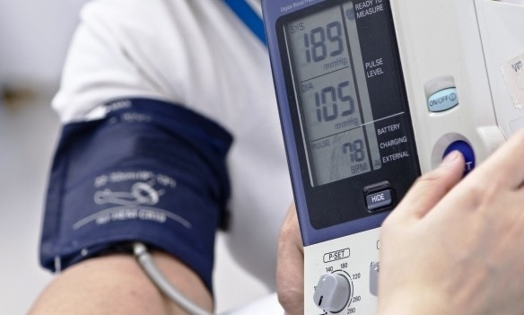 mit jelent a magas vérnyomás első foka
