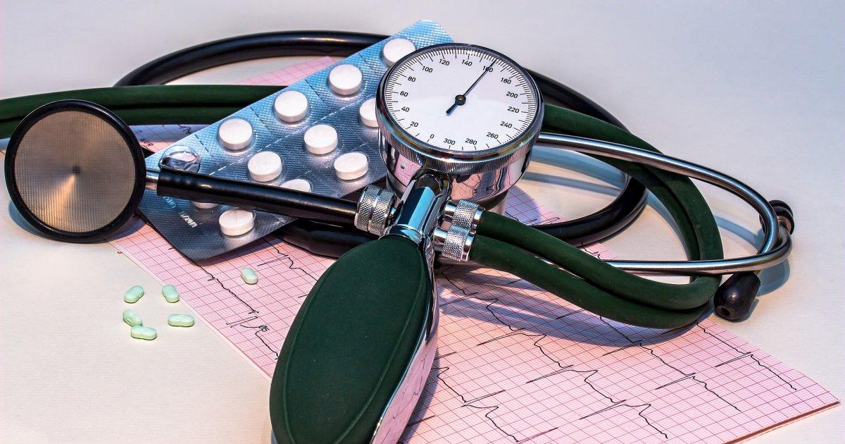 kortizol és magas vérnyomás)