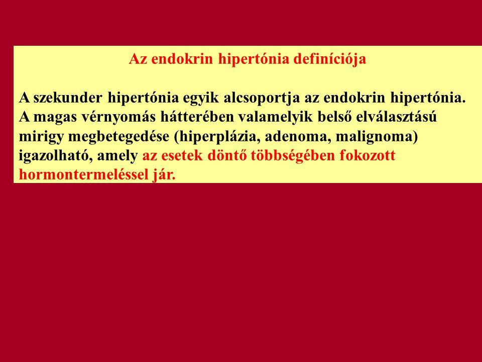 az endokrin hipertónia diagnosztikája)