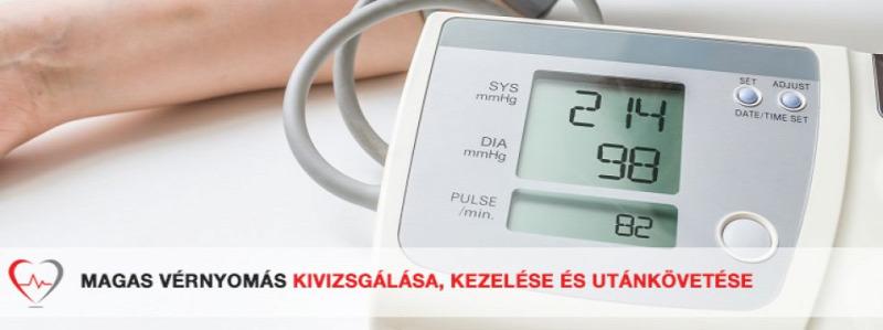 ADS vétel magas vérnyomás esetén