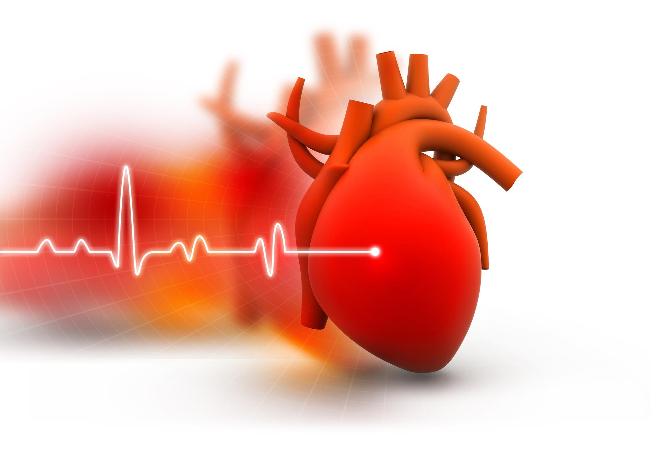 szálszerű impulzus magas vérnyomással