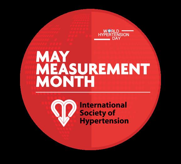 A vérnyomásmérés hónapja