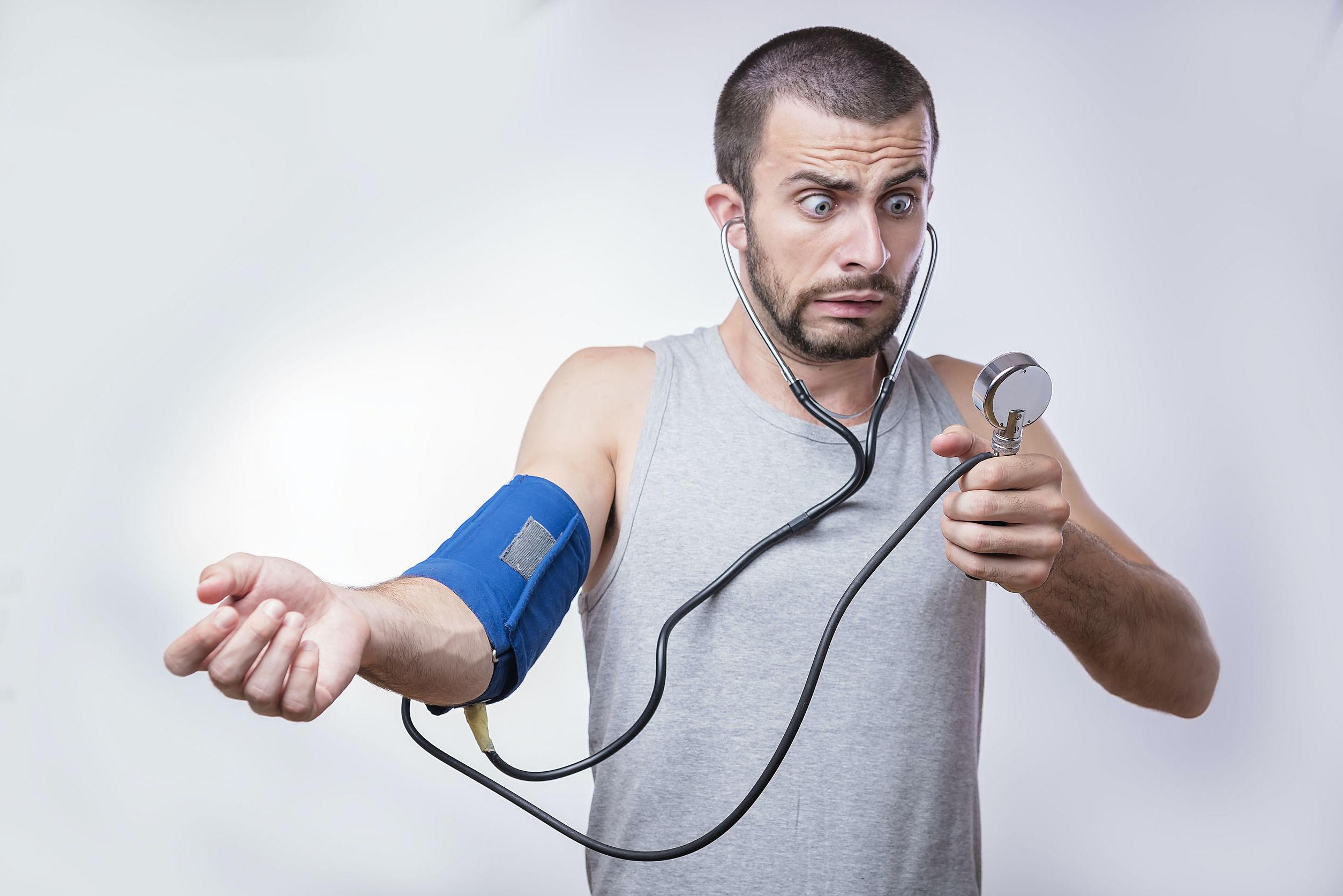 hidegrázás magas vérnyomással
