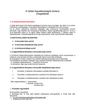 A magas vérnyomású fogyatékosság 3 csoportja)