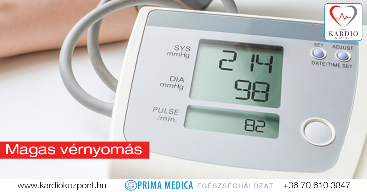 a magas vérnyomás okai és megelőzése)