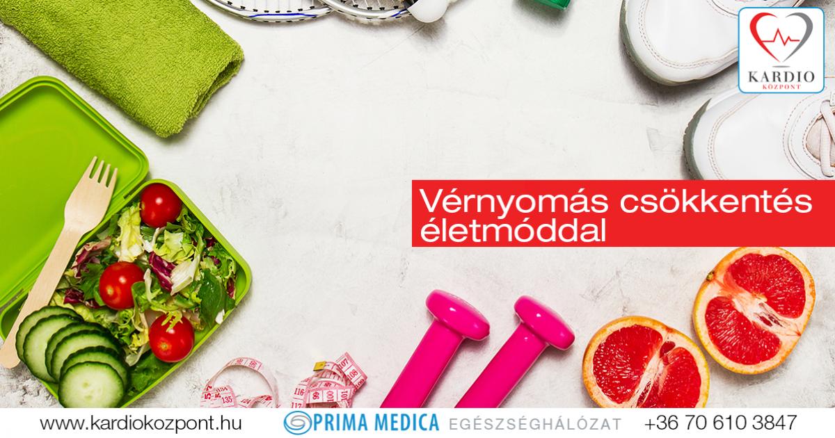táplálkozás magas vérnyomás és kardió esetén)
