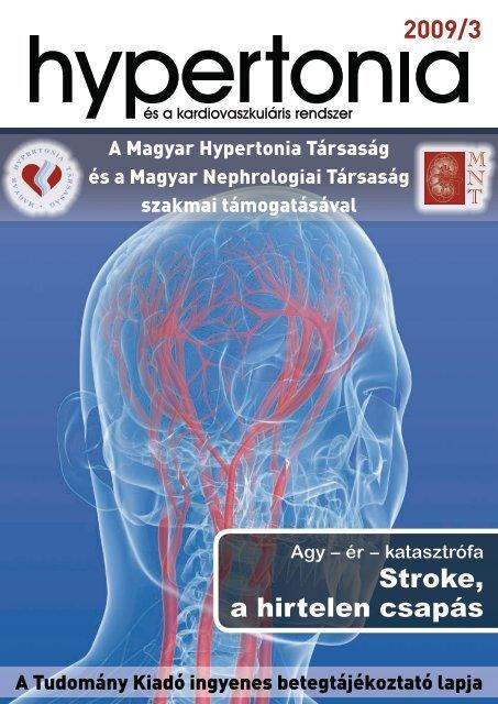 stroke mint a hipertónia szövődménye)