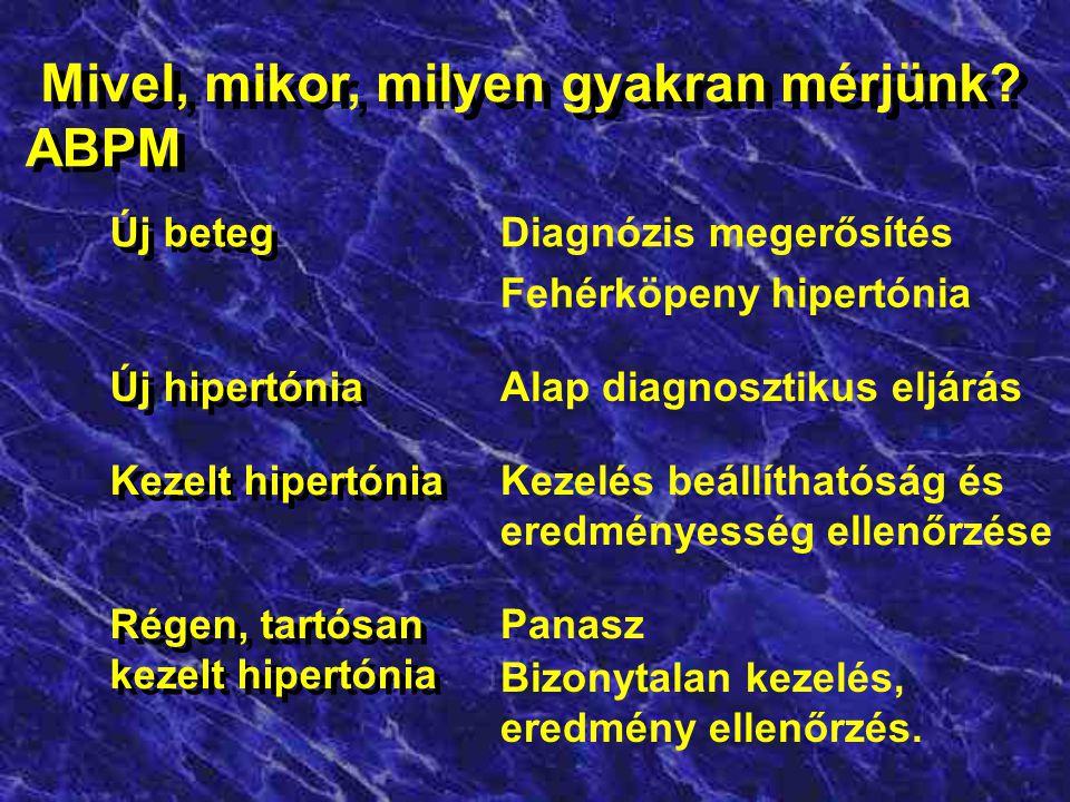 a hipertónia kezelésének perspektívái