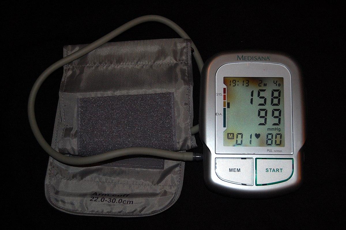 150–80 a magas vérnyomás)