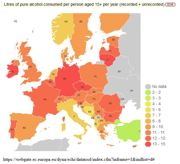 magas vérnyomás országonként)