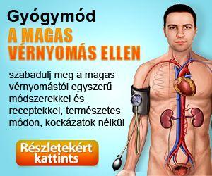 magas vérnyomás elleni gyógymódok teraligen magas vérnyomás