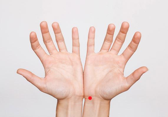 magas vérnyomás pont kezelés