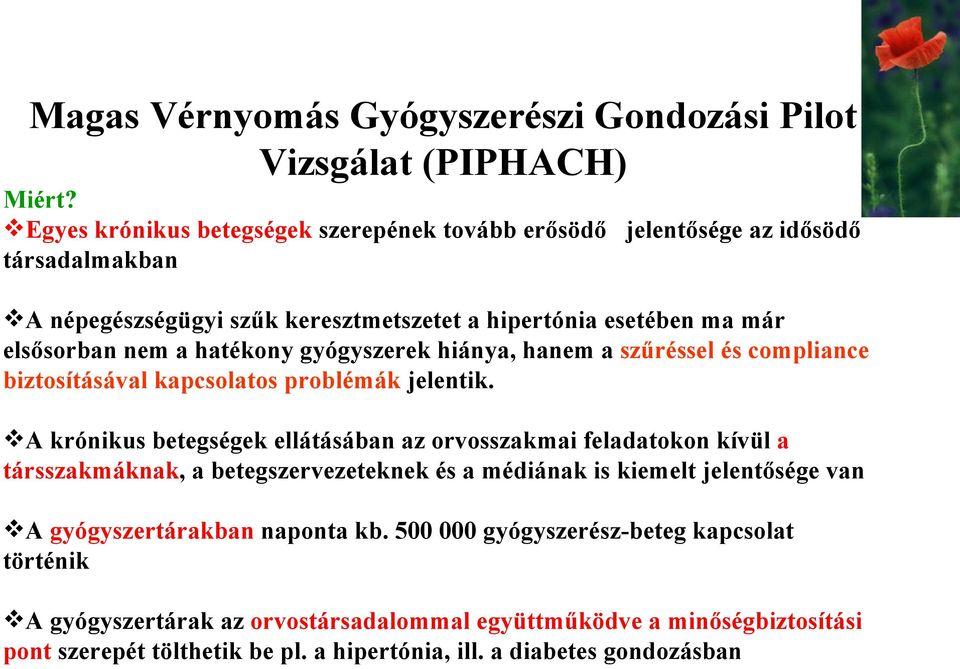 a magas vérnyomás megelőzése a nővér szerepe)