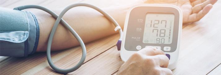 a táplálkozás hatása magas vérnyomásban