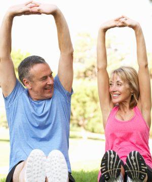 gyakorolja a magas vérnyomást az edzőteremben